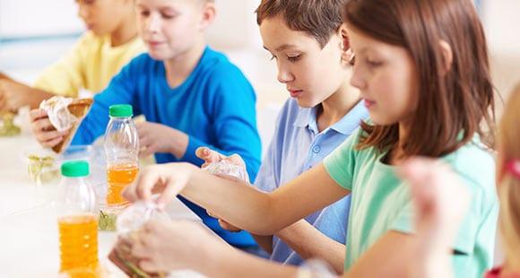 5 gesunde Lunch Box Ideen