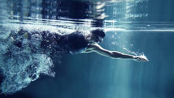 Abnehmen mit Schwimmen