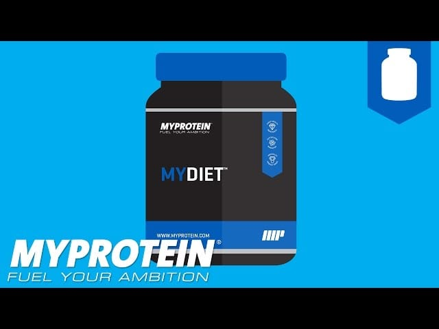 MYDIET | Premium Diät Protein mit Matcha-Pulver