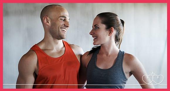 9 Gründe, wieso du einen Fitnessfreak daten solltest