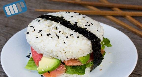 Sushi Burger | Das Simple Angeber-Rezept