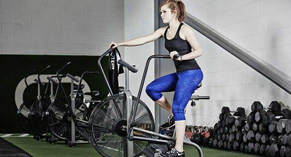 Stereotypen Fitnessstudio
