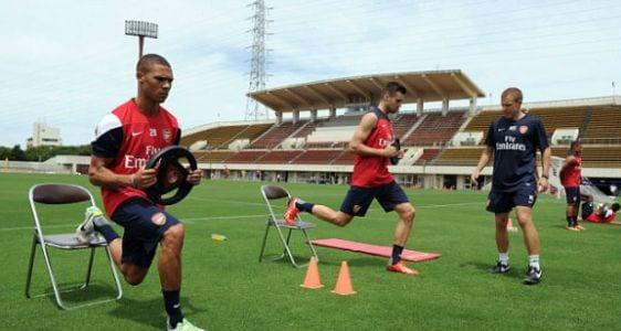 Krafttraining für Fußballer: Die 10 besten Übungen