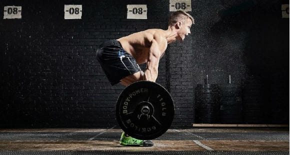5×5 Krafttraining | Strong Lifts-Trainingseinheit