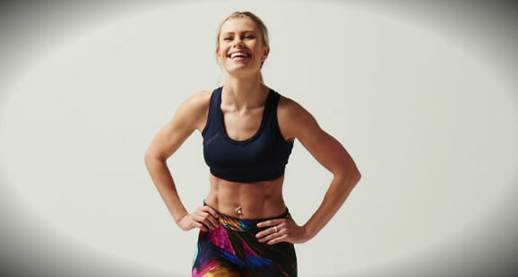 Bikini Body Guide: Wie erreiche ich einen flachen Bauch?