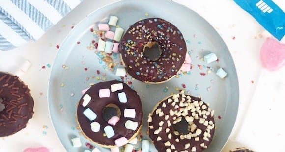 Gesunde Donuts | Zuckerfrei Backen