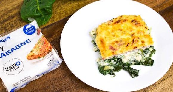 Low Carb Lasagne | Kalorienarm