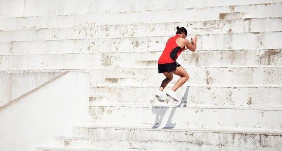 Training für die Shorts