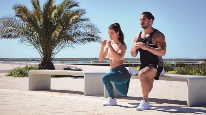 Home Workout: Die 5 besten Übungen für Bauch, Beine & Po für zu Hause