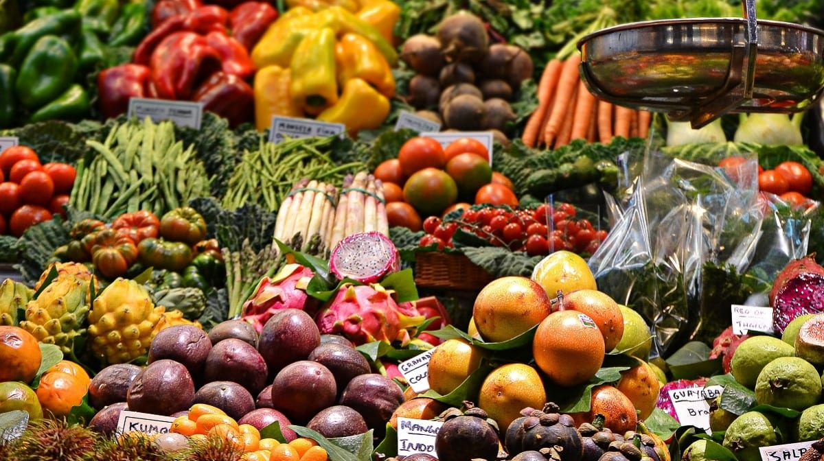 gesunde Ernährung gesunde Lebensweise
