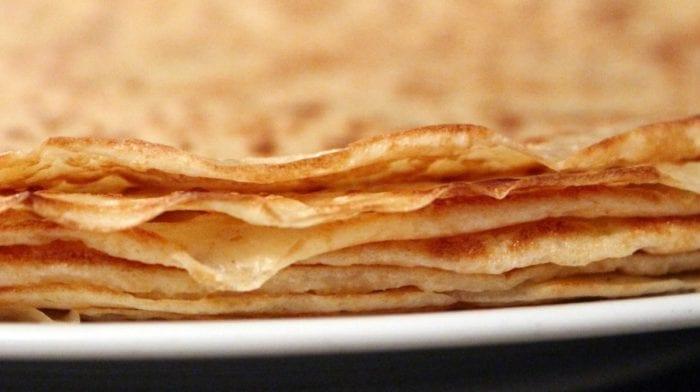 Protein Crêpes | Fitness Frühstück Rezept