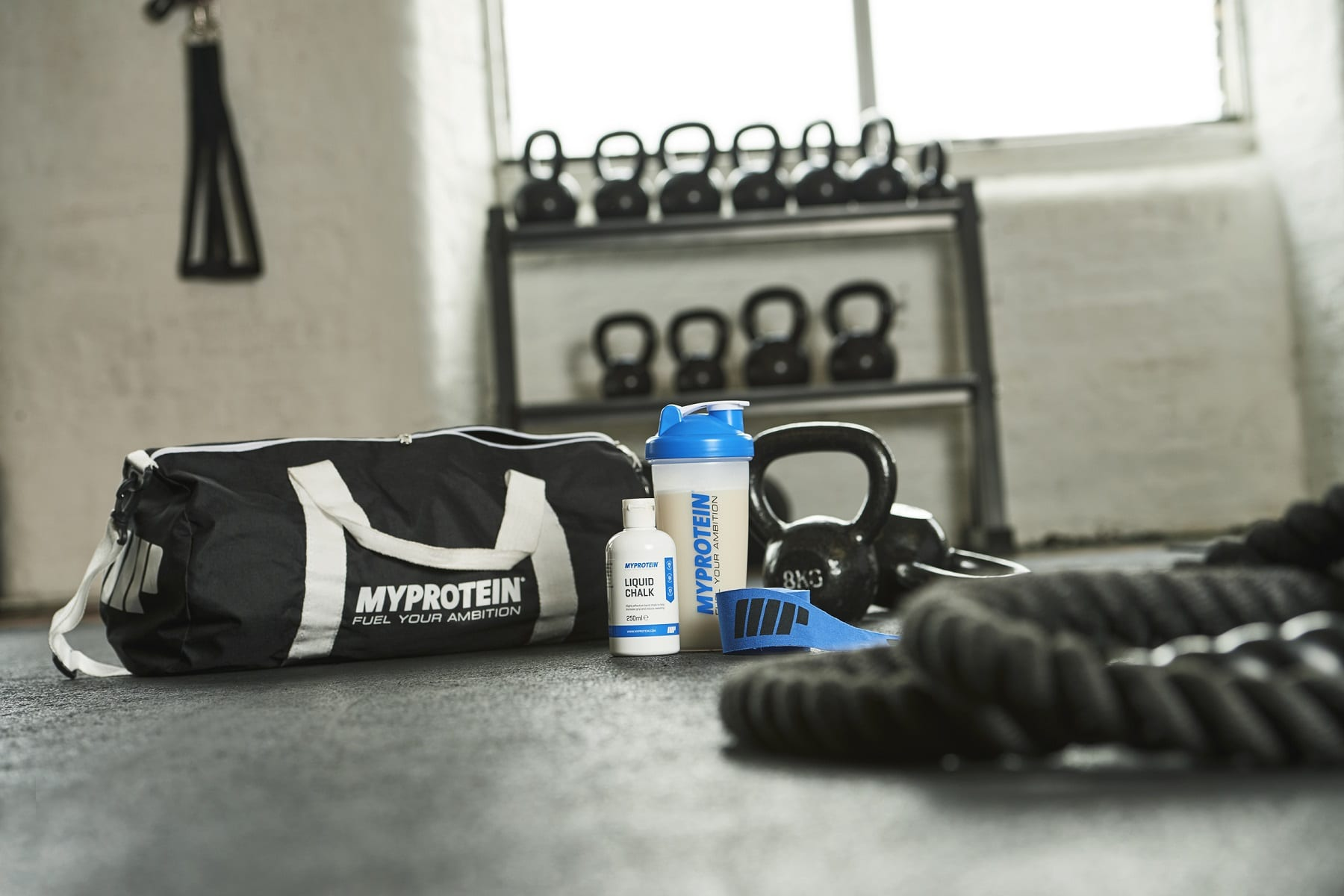 supplemente und equipment für cross fit