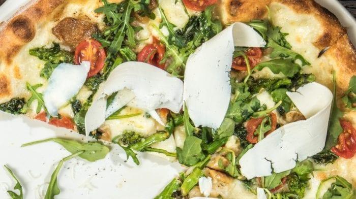 Fettarmer Pizzateig