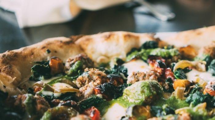 Glutenfreie Buchweizen Pizza | Gesunder Pizzateig
