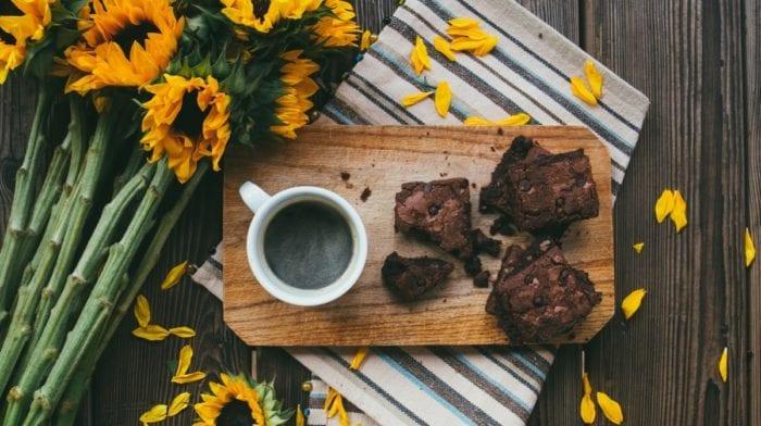 Süßkartoffel Protein Brownies