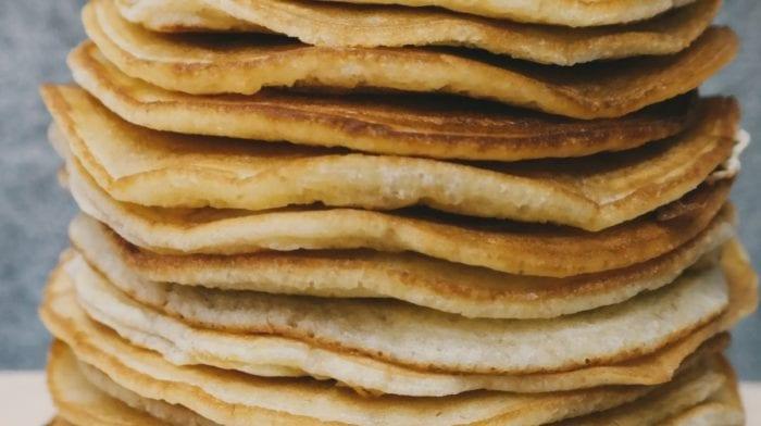 Süßkartoffel Pancakes | Pancake Rezept