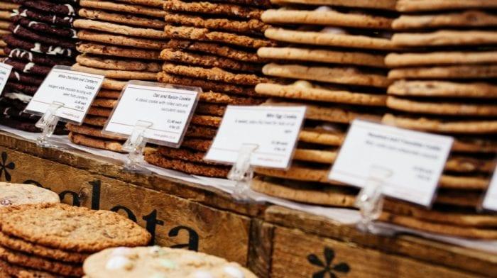 Gesunder Snack | Proteinreiche, gefüllte Cookies