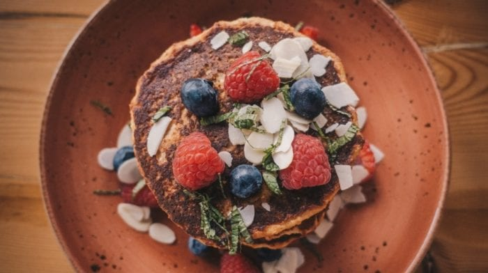 Supersamen Protein Pancakes | Fitness Pfannkuchen Rezept