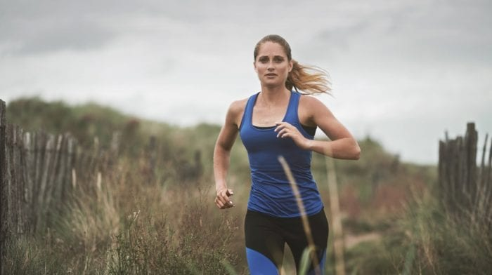 Die Hauptvorteile des Laufen | Infografik