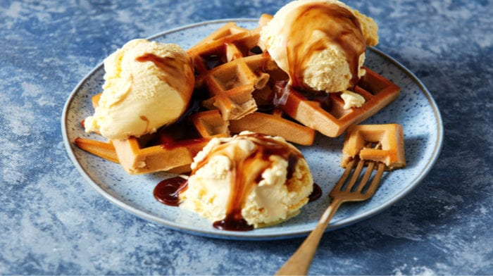 Protein-Pancake-Teig-Waffeln