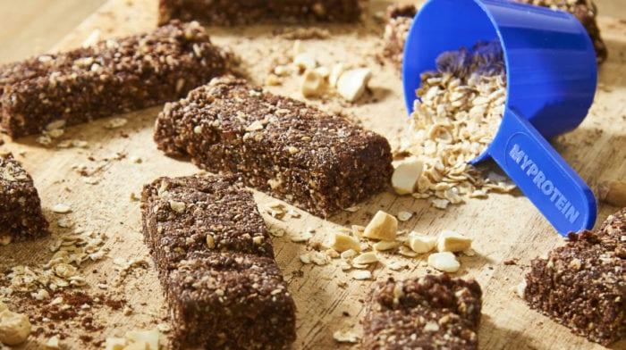 Maca Energieriegel | der perfekte Snack für jeden Tag