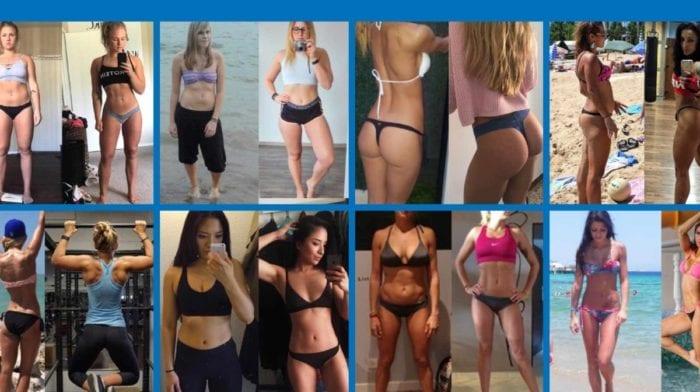 Besser in Form mit mehr Gewicht!