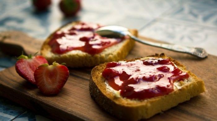 Zuckerfreie Erdbeermarmelade | Brasilianische Guave – BCAA Kombi