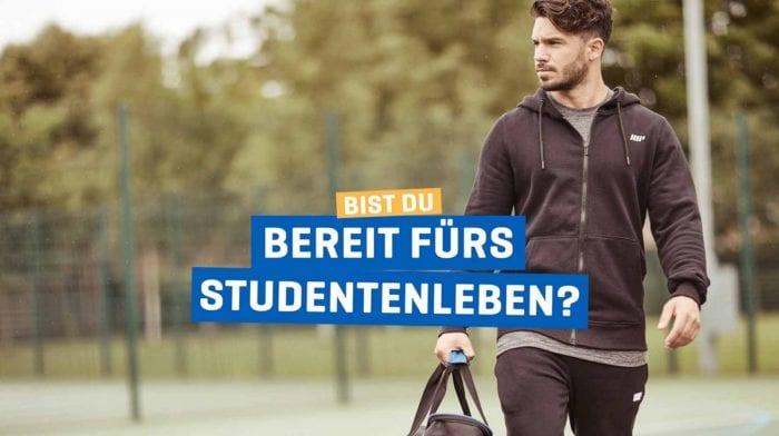 Bist du fit für die Uni?