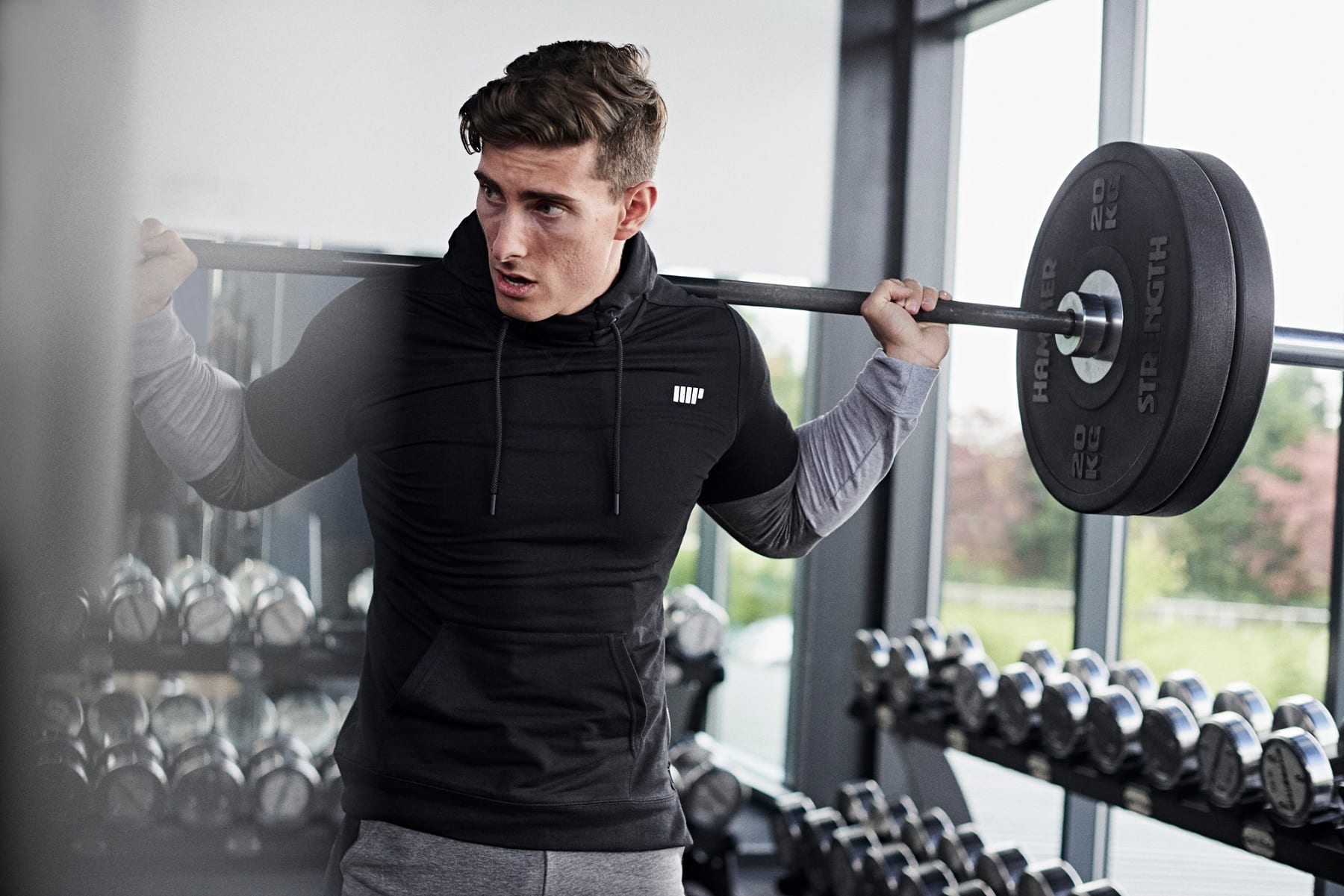 richtig Gewichtheben