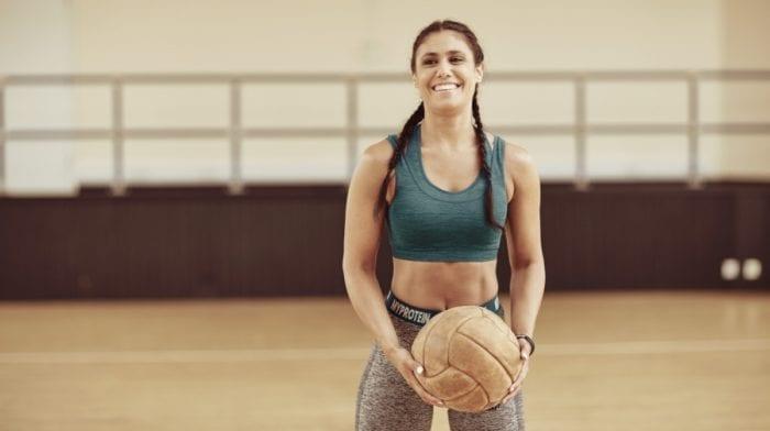 Untere Bauchmuskeln l aktivieren und formen