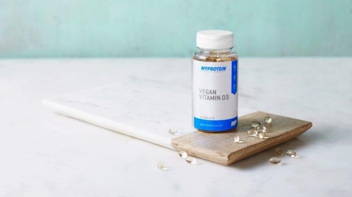 Vitamin D3 Bedarf vegan decken