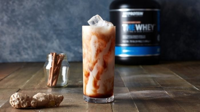 Thewhey Protein Shake | Vanille Sahne Frappe