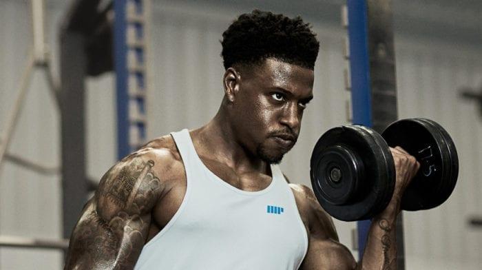 Die 5 besten Tipps um Gewicht & Muskelmasse aufzubauen
