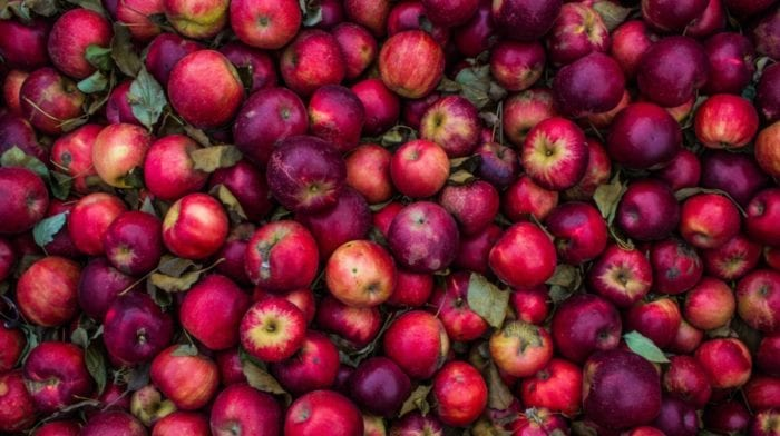 Diät Rezept | Gesundes Apple Crumble Rezept