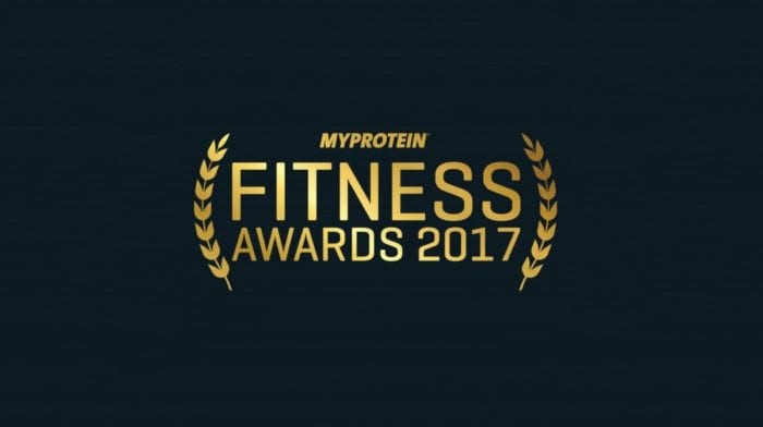 Myprotein Fitness Awards 2017 – Die Nominierten!