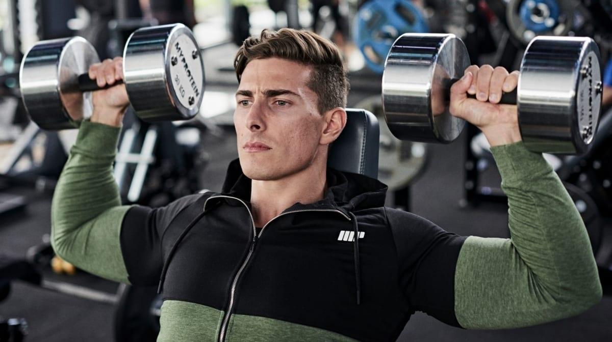 Kurzhantel Workout