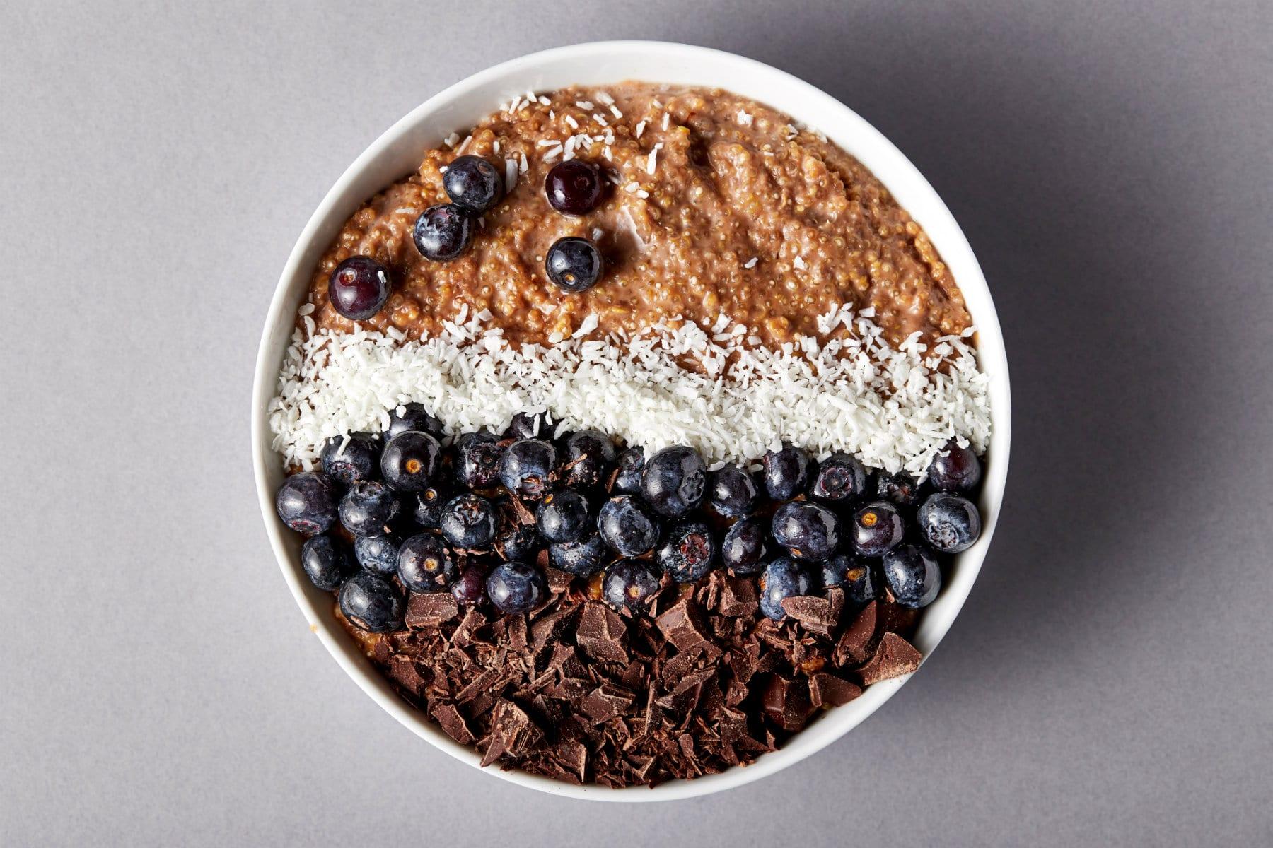 Quinoa Bowl Rezept