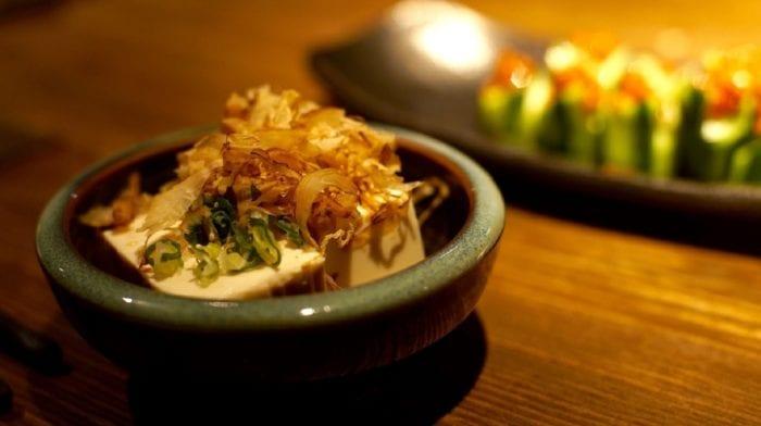 Vegane Tofu-Curry Pfanne | Gesundes Mittagessen