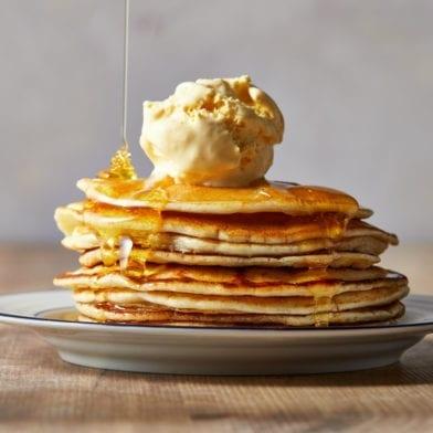 Pancake-Rezepte mit Proteinpulver