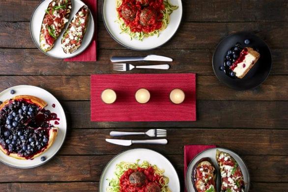 Dinner für zwei | Beeindrucke dein Date mit einem 3 Gänge Menü!