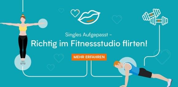Singles Aufgepasst  | Flirten im Fitnessstudio? Wie geht es richtig?