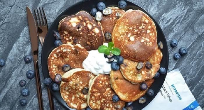 Die 15 besten Protein Pancake Rezepte