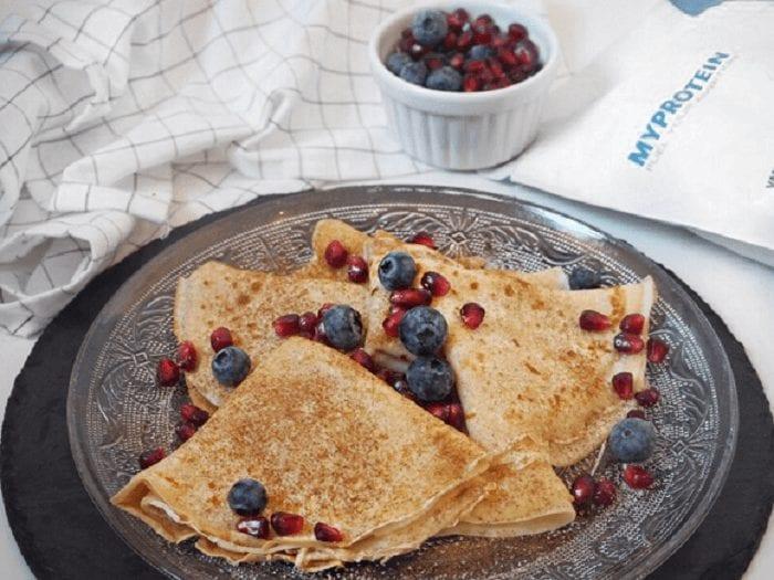 21 Protein-Pancake-Rezepte, die dich bis zum Mittagessen satt halten