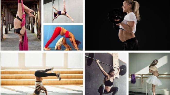 Sport in der Schwangerschaft | Besondere Frauen und Ihre Sportarten