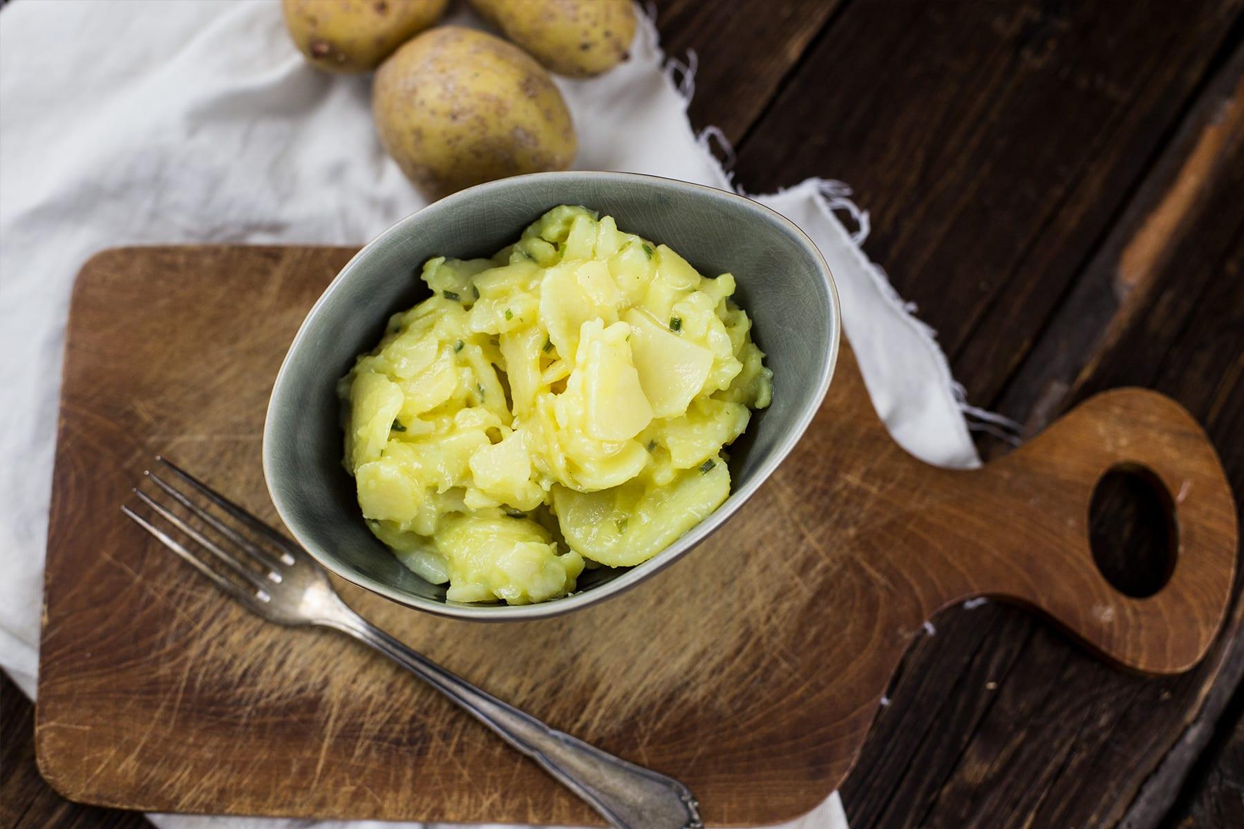 Rustikaler Kartoffelsalat | Omas beste Rezepte
