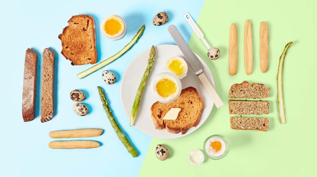 Oster Frühstücks Idee | Das perfekte Osterfrühstück