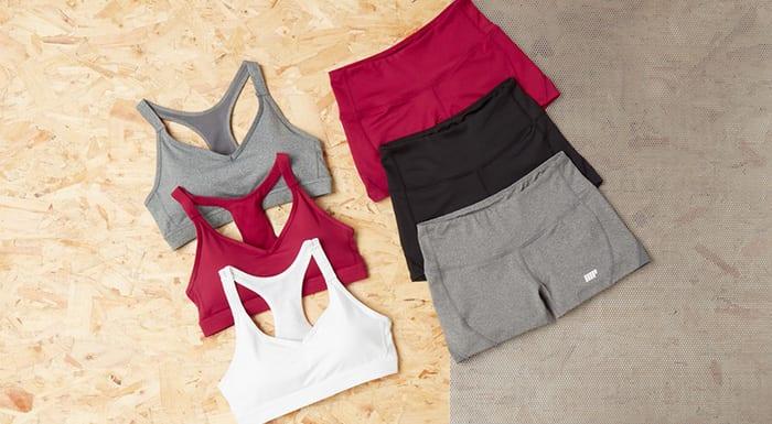 Dein neues Gym-Outfit für den Frühling | Unsere SS18 Frühlings Kollektion für Frauen