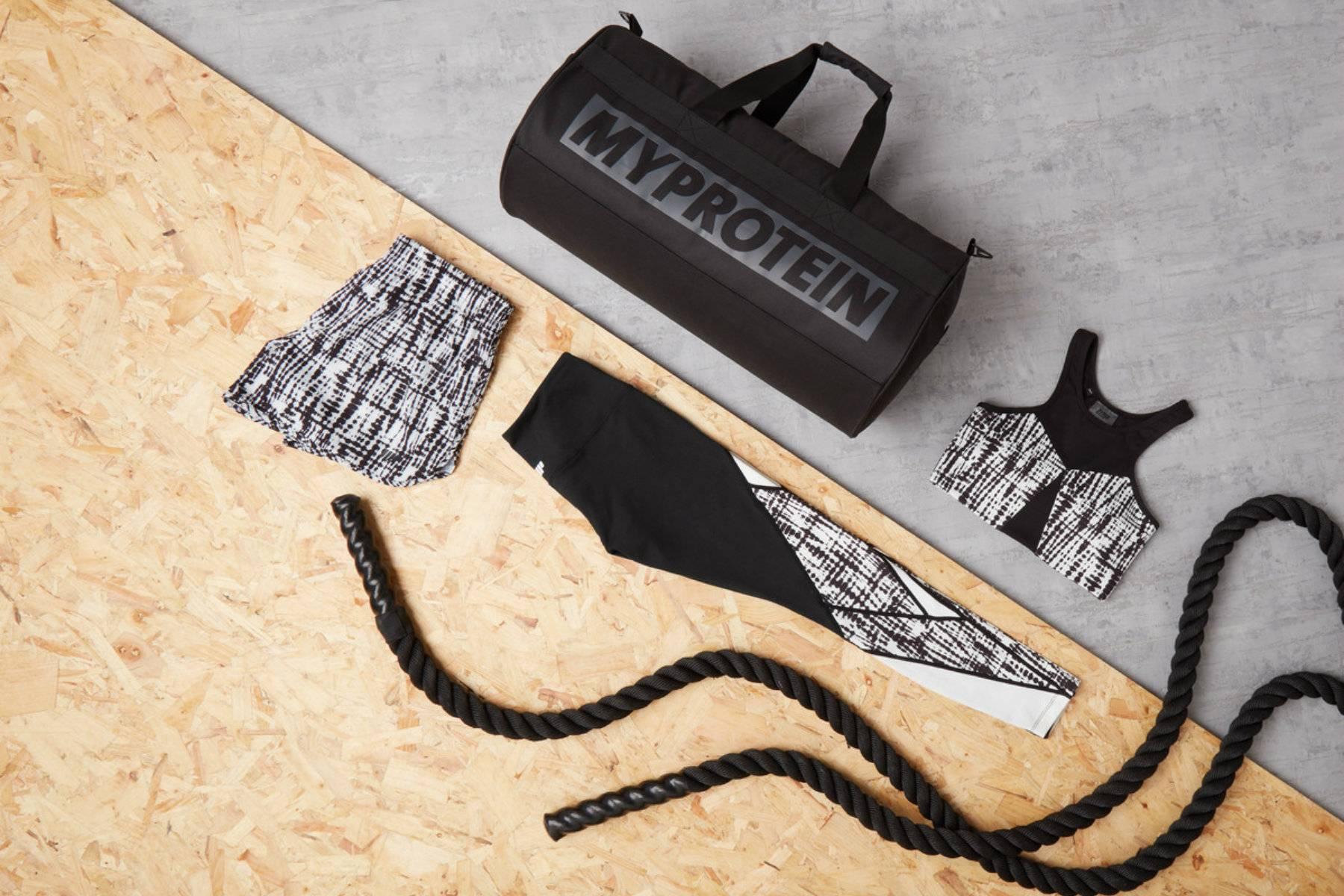 Was befindet sich in deiner Sporttasche? | Wir befragen Myprotein Mitarbeiter