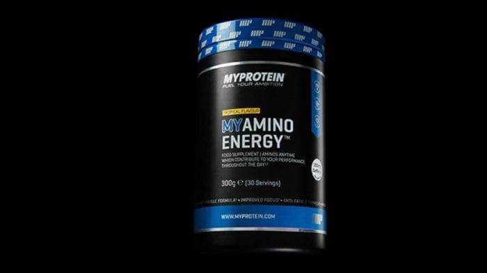 Nahrungsergänzungsmittel für Energie & Fokus | Myamino Energy