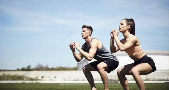 Was ist ein Squat Thrust? | Vorteile & Technik